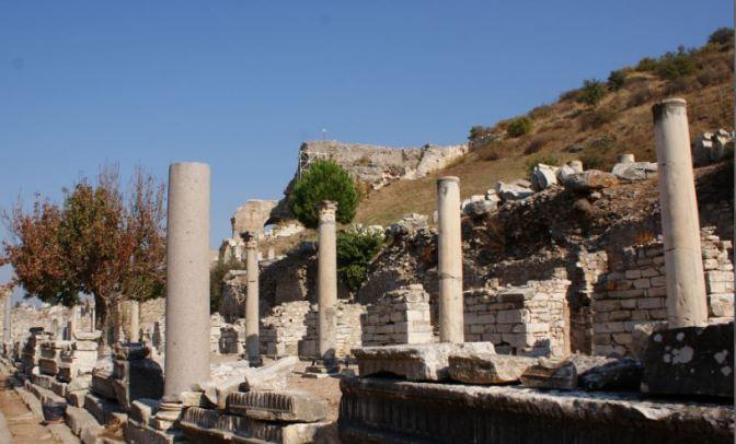 Croisière en Méditerranée: Escale à Izmir en Turquie