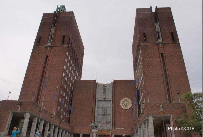 Prix Nobel de l'escale pour Oslo