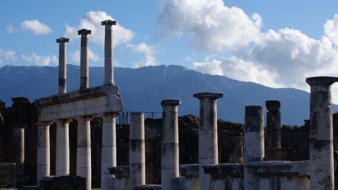 Pompéi, un témoignage poignant de la Rome Antique