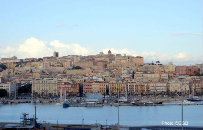Cagliari en Sardaigne