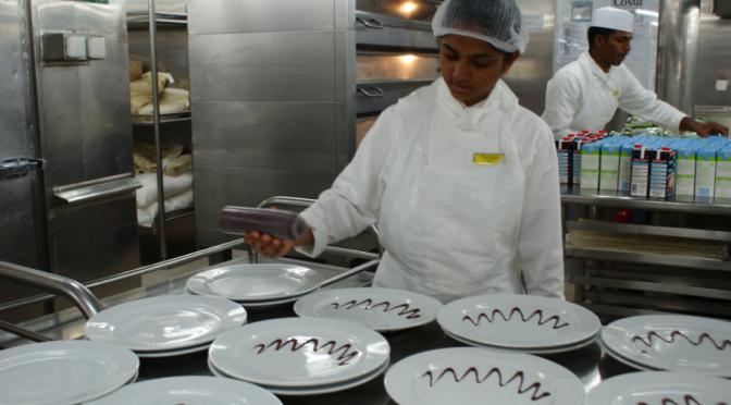 Diminuer les déchets alimentaires, une priorité pour Costa