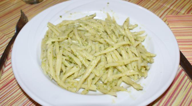 Déjeuner en Ligurie