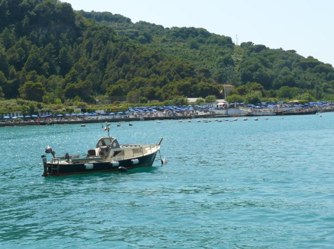Ile de Palmaria, un petit bijou en Ligurie