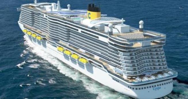Deux paquebots géants pour Costa Croisières en 2019 -2020