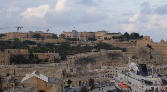 La Valette à Malte, un joyau dans une forteresse