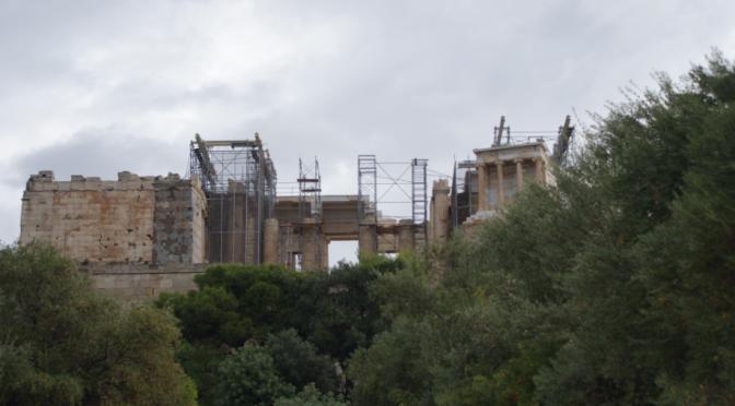 Croisière en Grèce: Escale à Athènes