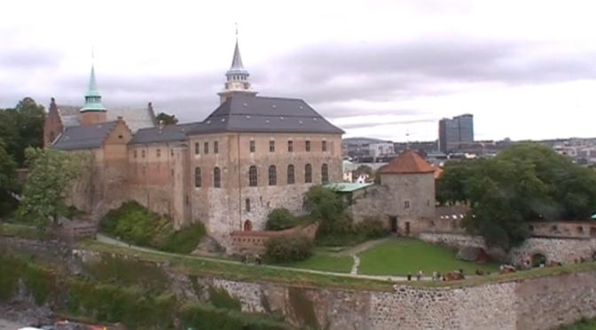 Croisière en Norvège: Le Port d'Oslo et navigation dans le fjord