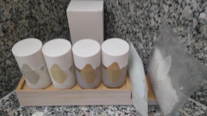 En croisière: produits de soin en cabine