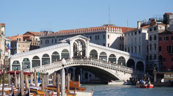 Croisière en Italie: Escale à Venise, ses monuments
