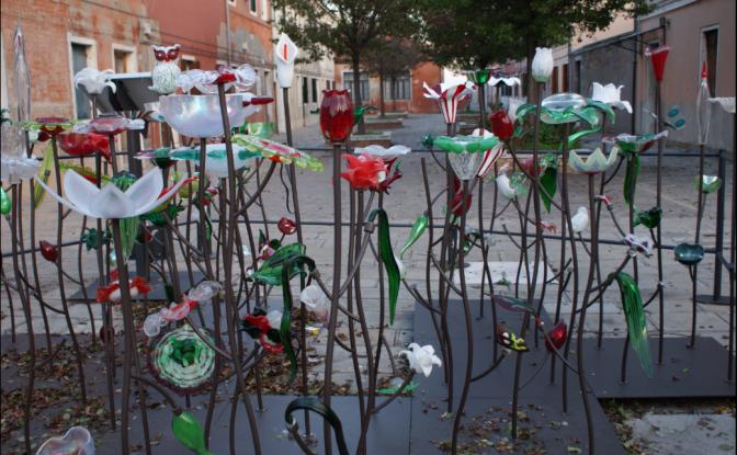 Croisière en Italie: Escale à Murano