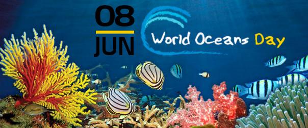 Mercredi 8 juin, Journée mondiale des Océans