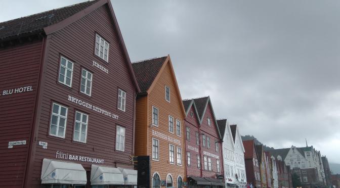 Croisière en Norvège: Escale à Bergen