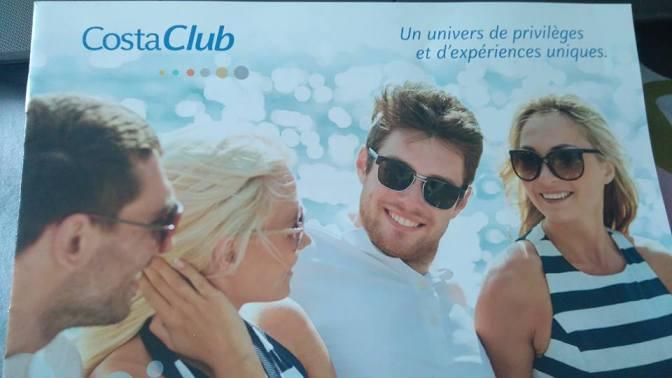 Avantages du Costa Club: le Club Perla Diamante
