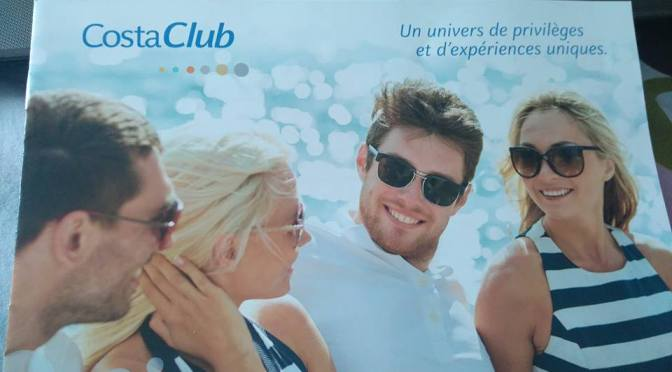Avantages du Costa Club: le Club Perla Diamante