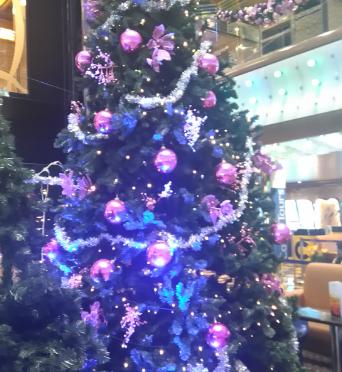 Costa Diadema: Noël en croisière