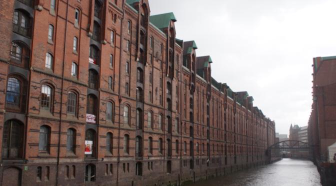Hambourg, petit tour d'escale en Allemagne