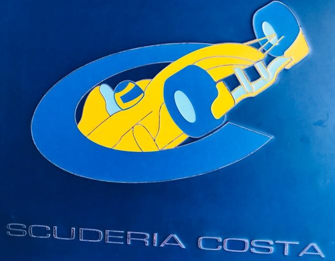 Formule 1 sur les bateaux Costa