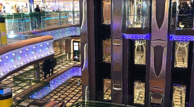 Costa Diadema: visite guidée du navire amiral de la flotte