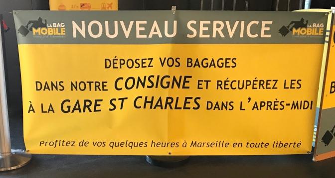 Nouveau service pour nos bagages: Bag Mobile