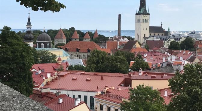 Tallinn, un trésor de la mer baltique