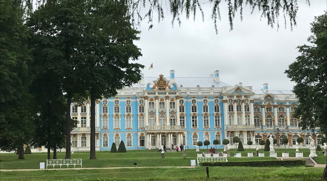 Escale à Saint Petersbourg en Russie: Excursion Grand Tour et Ballet