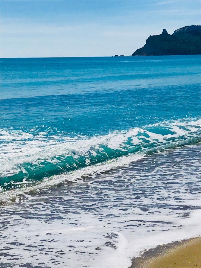 Cagliari: la plage du Poetto, une escale toute en relaxation