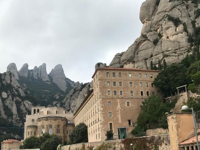 Abbaye de Montserrat, une excursion à Barcelone