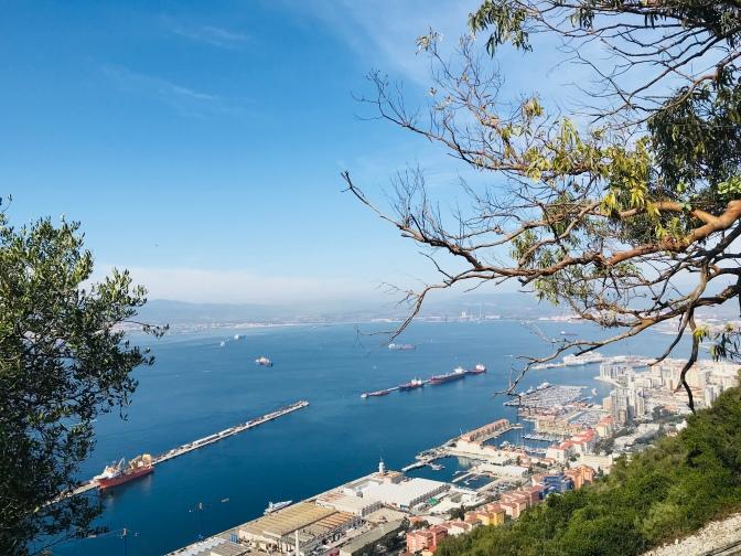 Gibraltar, une escale à la pointe de l'Europe