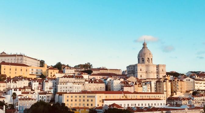 Escale à Lisbonne au Portugal
