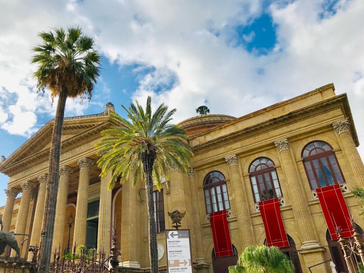 Palerme: Visite de la ville avec un chauffeur privé