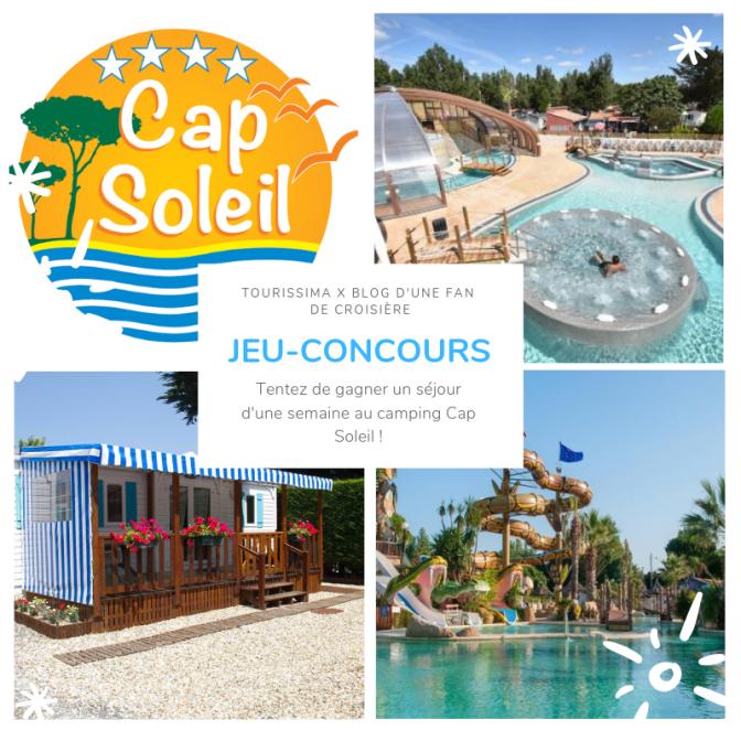 Grand Jeu Concours Blog d'une Fan de Croisières et les Salons du Tourisme