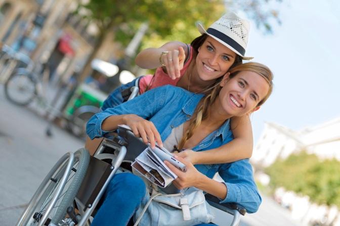 Personnes à mobilité réduite: des excursions adaptées proposées par Costa