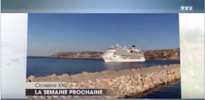 Bande-Annonce de «Croisière XXL», l'émission Grands Reportages