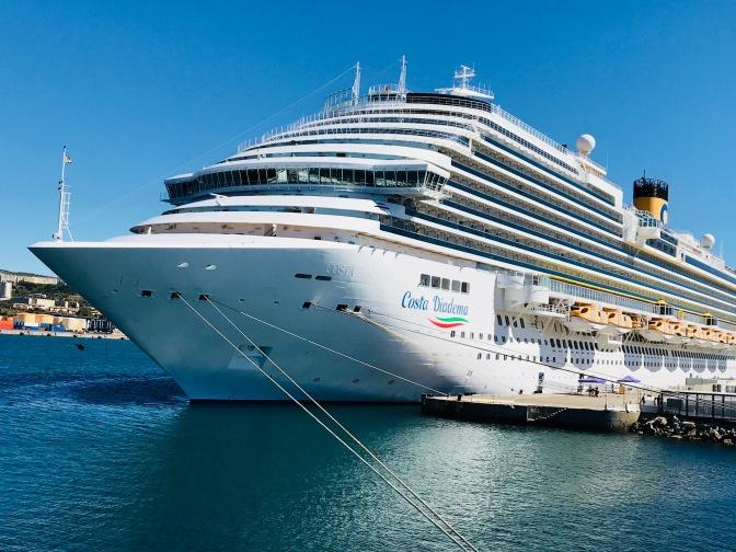 Tournage à bord du Diadema: les secrets de l'aventure de Fan de Croisières!