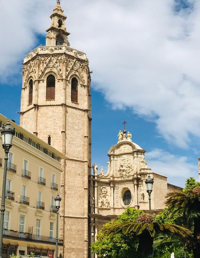 Escale à Valence: une balade à pied et en taxi