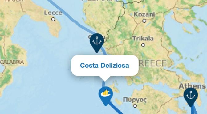 WiFi à bord et Appli Costa, comment les utiliser?