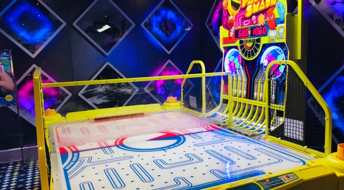 Salle d'Arcade, une salle pour amuser petits et grands
