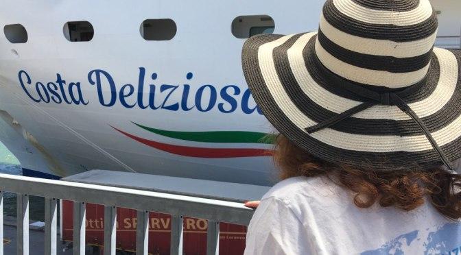 Costa Deliziosa, visite guidée du paquebot