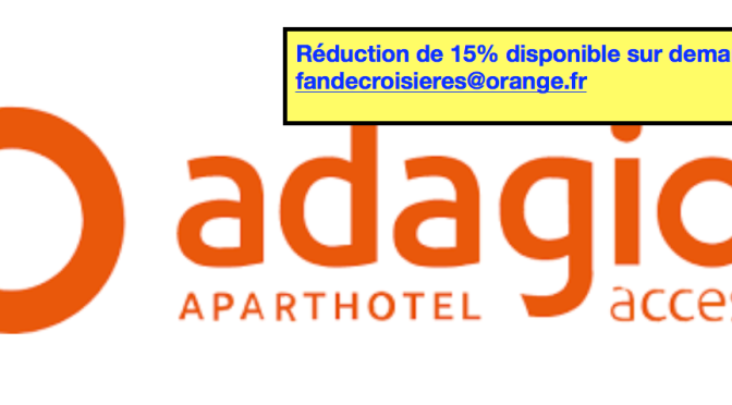 ApartHotel Adagio Marseille Saint Charles: une réduction exclusive