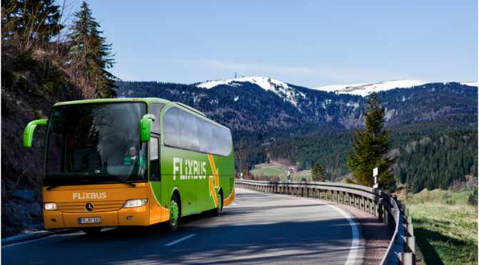 Costa et FlixBus signent un accord pour l'acheminement des passagers en Europe