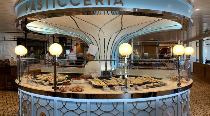 Le buffet des saveurs du Costa Smeralda