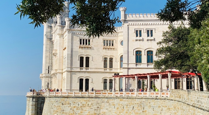 Excursion Costa: Château de Miramare à Trieste