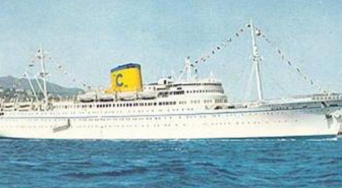 Le Bianca C, le navire aux noms multiples