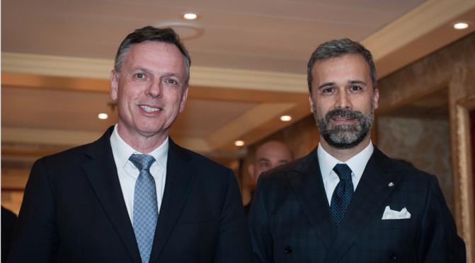 Michael Thamm, Nouveau PDG de Costa Croisières