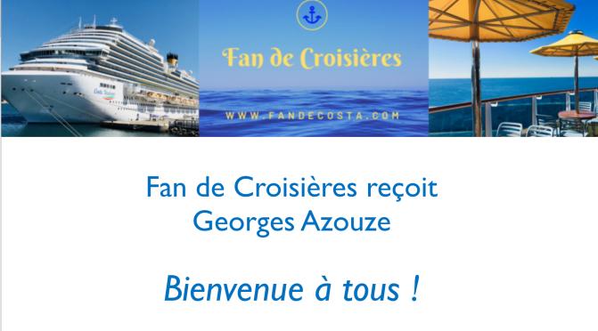 1er Live des Fans de Costa avec Georges Azouze