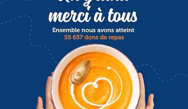 Campagne de dons alimentaires: un franc succès pour la Fondation Costa Crociere