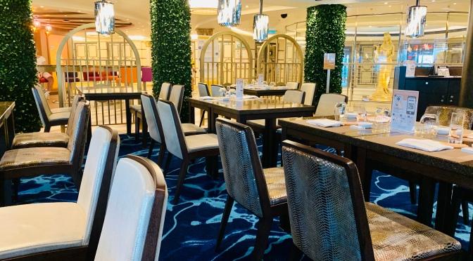 Les restaurants en extra du Costa Firenze