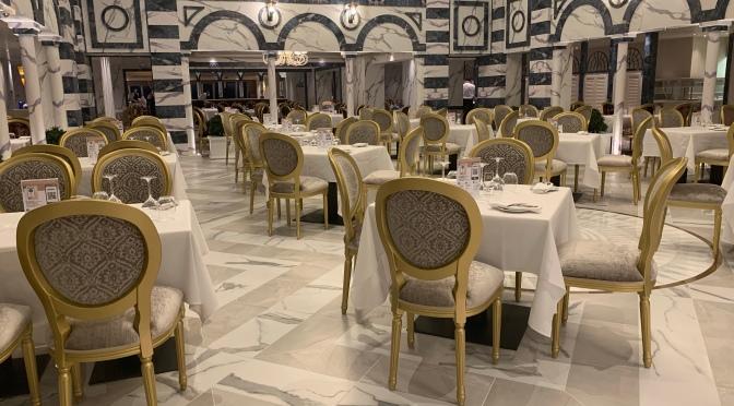 Les restaurants du Costa Firenze