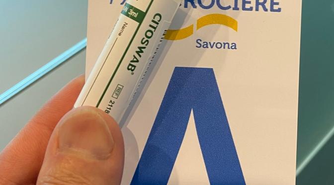 Arrivée au Terminal de Savone: quelles procédures?