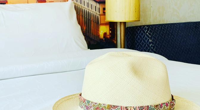 Les cabines du Costa Firenze
